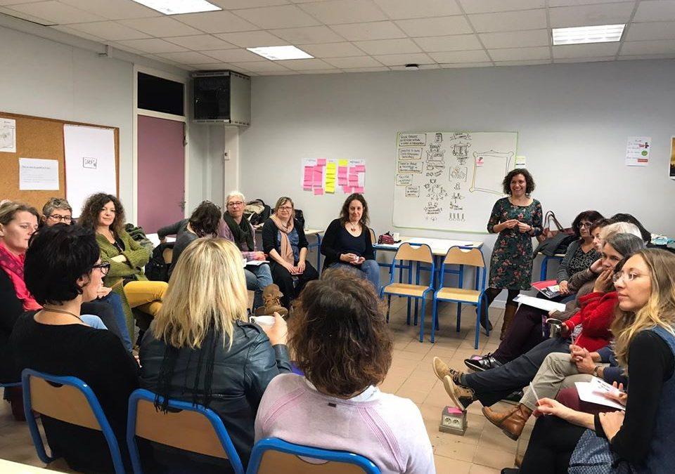 Peer to Peer Training in France